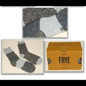 Frye Sock Set NWT